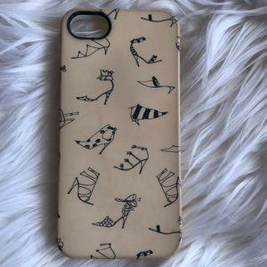 "J.CREW ""shoes"" iPhone 5s case"